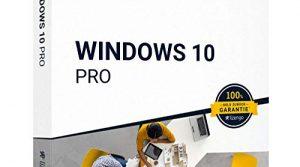 Vollversion 32 bit & 64 bit | neuer und originaler Produktschlüssel | Box Inkl. Anleitung von lizengo – Windows 10 Pro