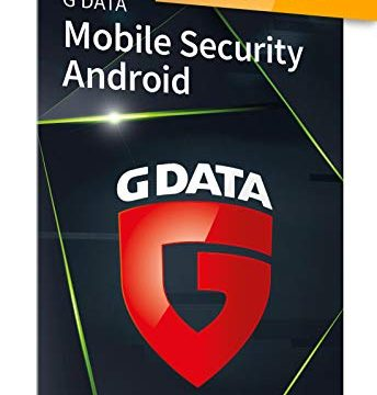 G DATA Mobile Security Android 2020 | 1 Gerät – 1 Jahr, Code in frustfreier Verpackung | Schutz für Tablet / Smartphone | Made in Germany