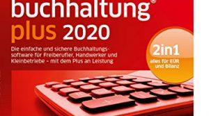 buchhaltung plus 2020 Download Jahresversion 365-Tage|PC Aktivierungscode per Email