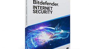 5 Geräte | 2 Jahre Abonnement | PC Aktivierungscode per Post – Bitdefender Internet Security