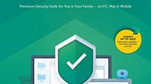 Kaspersky Total Security 2020 | 1 Gerät | 1 Jahr | Box | Installierbar in allen europäischen Sprachen|Standard|1 Gerät|1 Jahr|PC/Mac/Android/iOS|Download|Download