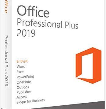 Office 2019 Professional Plus 32/64 Bit | 1PC MAIN-SOFTWARE PARTNER Lizenz inkl. Installationsanleitung per E-Mail innerhalb von 1-2 Stunden per E-Mail, rund um die Uhr, auch an Feiertagen.