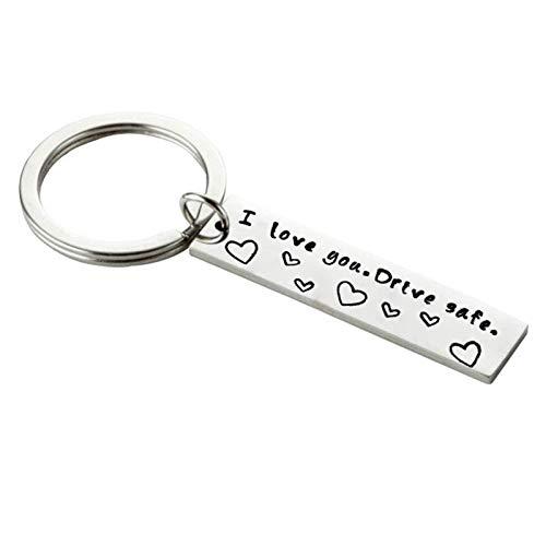 Top 9 Drive Safe Schlüsselanhänger Edelstahl – Schlüsselanhänger für Damen