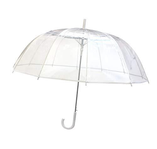 Top 10 Hochzeit Regenschirm Weiß – Stockschirme