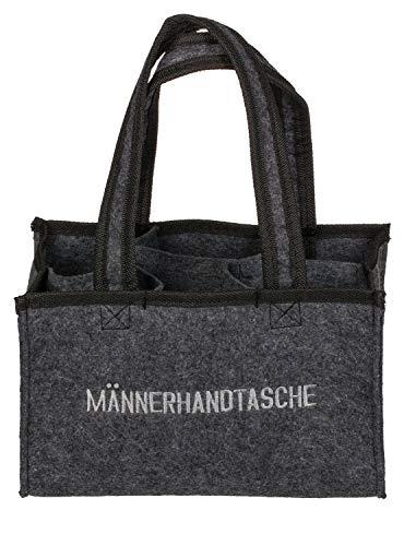 Top 10 Männerhandtasche aus Filz – Flaschenkörbe & -träger