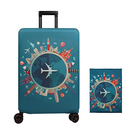 Top 10 Kofferhülle Elastisch XL – Koffer-Abdeckungen