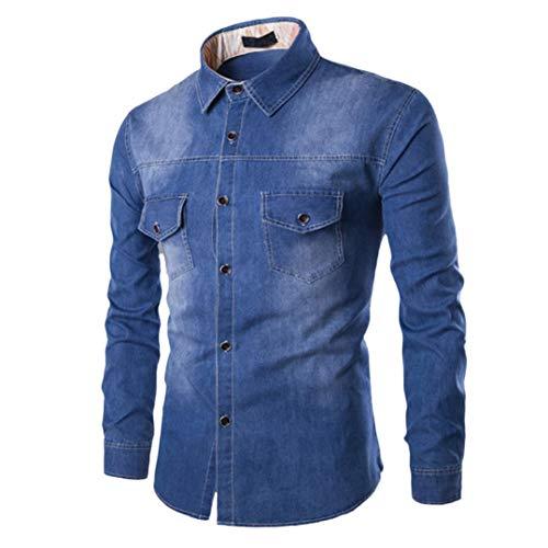 Top 7 DENIM Shirt Herren – Freizeithemden für Herren