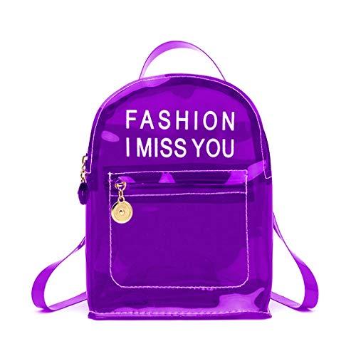 Top 9 Transparent Book Bag – Daypacks