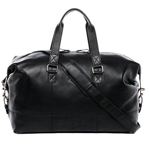 Top 10 Reisetaschen Damen Leder Schwarz – Reisetaschen