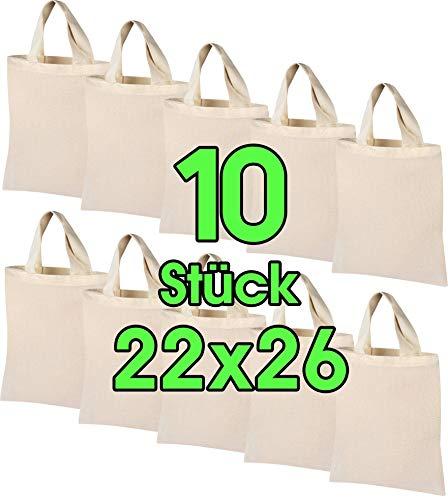 Top 10 Kleine Jutebeutel Kinder – Einkaufstaschen