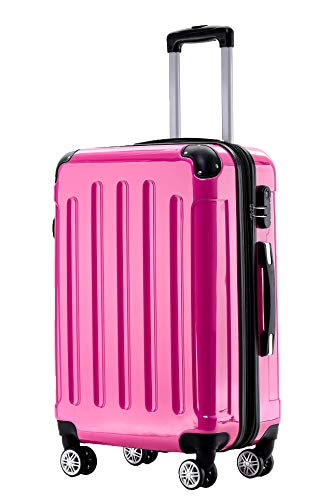 Top 10 Handgepäckkoffer pink – Koffer & Trolleys