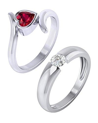 Top 10 Ringe Set Silber 925 – Ringe für Damen