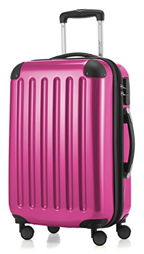 Top 10 Hartschalen-Koffer Trolley pink –