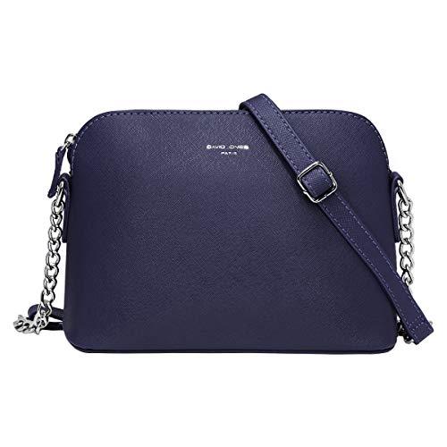 Top 6 Handtasche klein Blau – Damen-Umhängetaschen