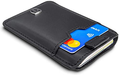 Top 10 RFID Kartenetui Leder – Herren-Geldbörsen