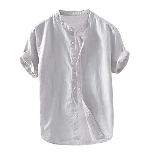 Top 10 Leinenhemd Männer Kurzarm – Freizeithemden für Herren