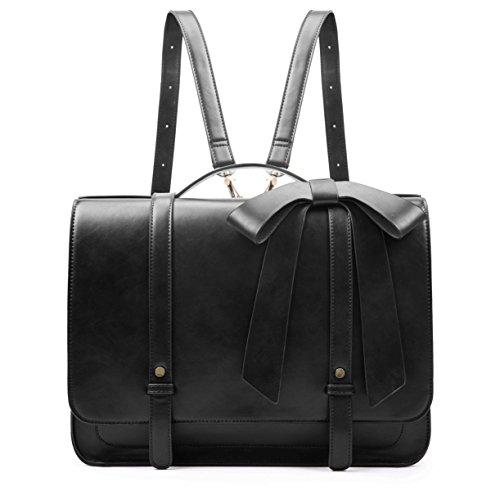 Top 9 Vintage Rucksack Schwarz Leder – Business- & Laptop-Taschen