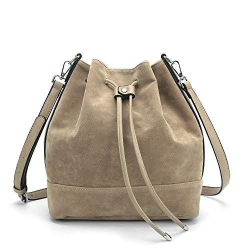 Top 6 Bucket Bag – Damen-Schultertaschen