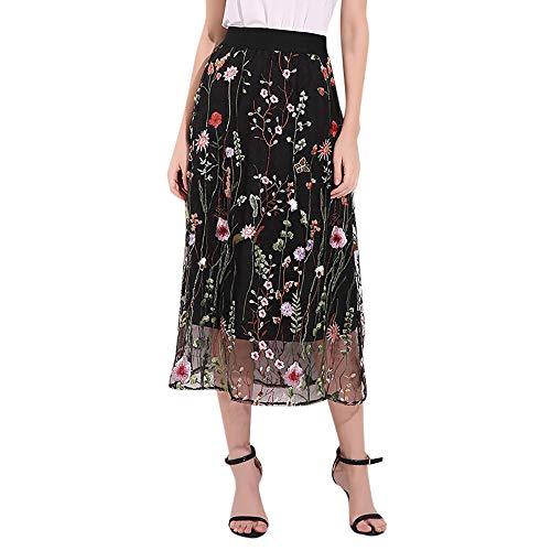 Top 3 Bunt Rock Damen – Röcke für Damen