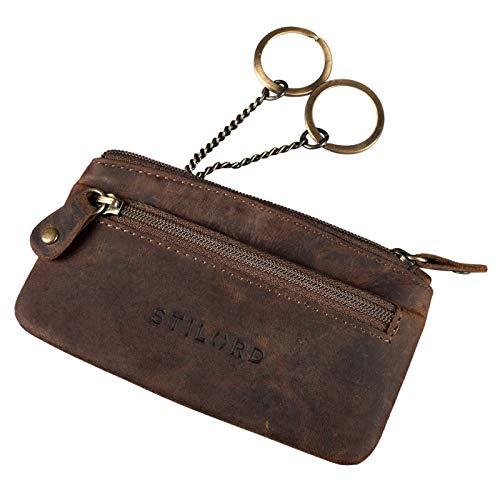 Top 10 Autoschlüssel Tasche Leder Braun – Schlüsselmäppchen für Damen