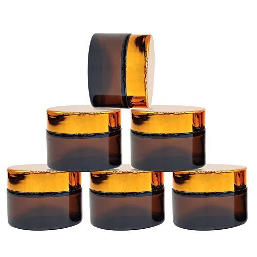 Top 7 Gläser Gold Set – Flaschen & Behälter für die Reise