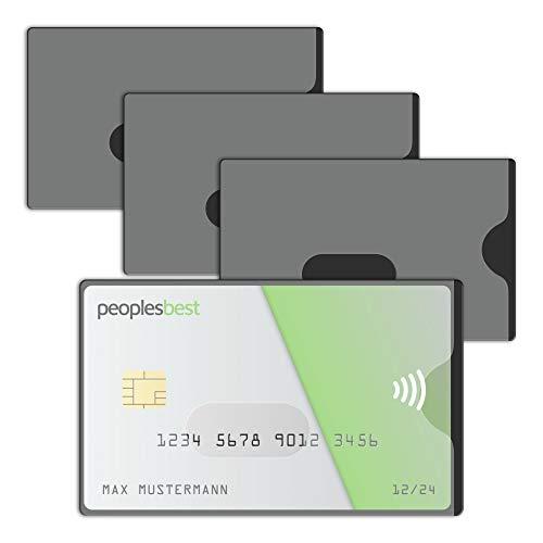 Top 9 RFID Schutzhüllen NFC Blocker Kreditkarte – Geldbörsen, Ausweis- & Kartenhüllen