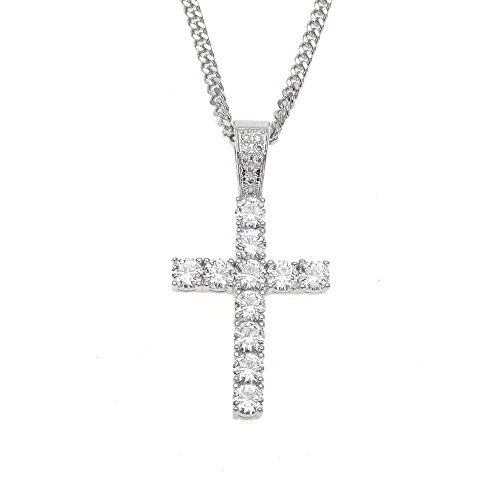 Top 9 Kreuz Anhänger – Ketten für Herren