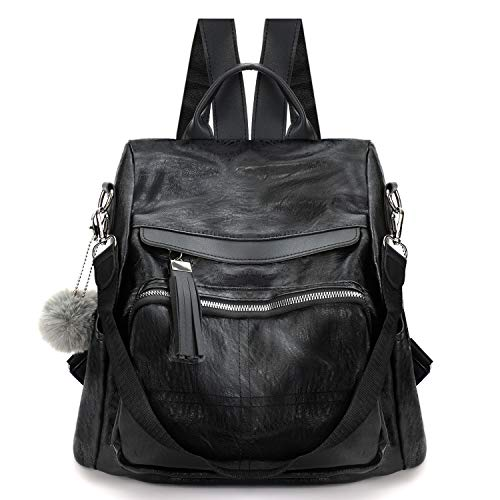 Top 10 Rucksack Klein Damen Diebstahlsicher – Damen-Rucksackhandtaschen