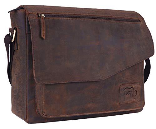 Top 9 17 Zoll Laptop Tasche Leder – Laptop-Schultertaschen