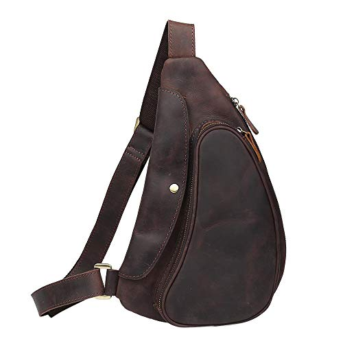 Top 10 Brusttasche Damen klein Leder – Schuhe & Handtaschen