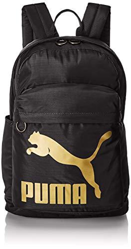 Top 5 PUMA Rucksack Schwarz Gold – Daypacks
