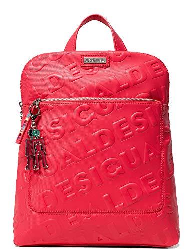 Top 6 Desigual Rucksack Rot – Damen-Rucksackhandtaschen