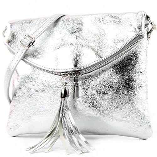 Top 5 Tasche Silber Klein – Damen-Umhängetaschen