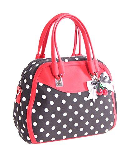 Top 8 rockabilly Handtasche Damen – Damen-Schultertaschen