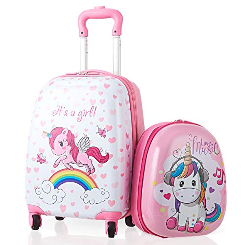 Top 9 Kofferset Kinder Mädchen – Kindergepäck