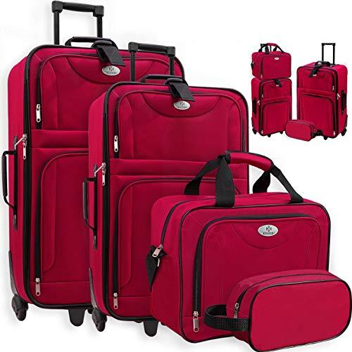 Top 10 Kofferset Weichgepäck – Gepäck-Sets