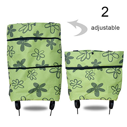 Top 9 Foldable Shopping Bag with Wheels – Einkaufstrolleys