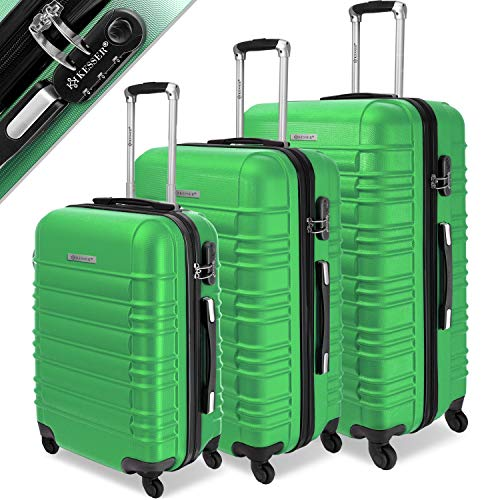 Top 10 Hartschalenkoffer Grün XL – Koffer & Trolleys