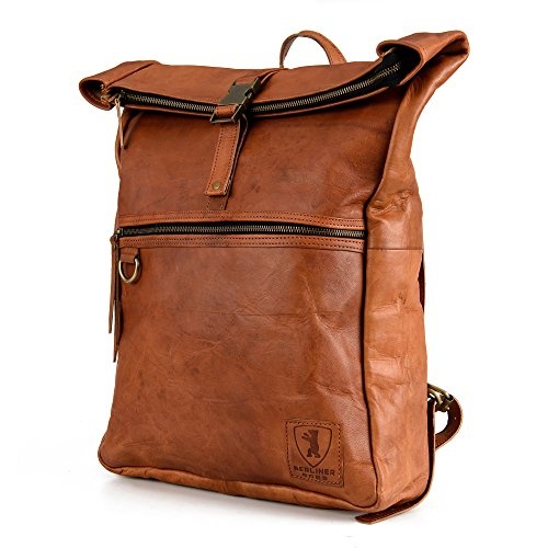 Top 8 Rucksäcke Leder Damen – Damen-Rucksackhandtaschen