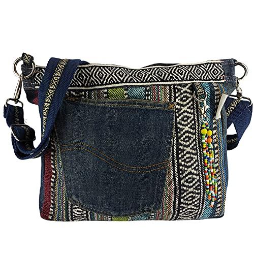 Top 9 Jeans Umhängetasche – Damen-Umhängetaschen