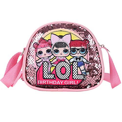 Top 9 Surprise LOL Puppe – Handtaschen & Schultertaschen für Mädchen