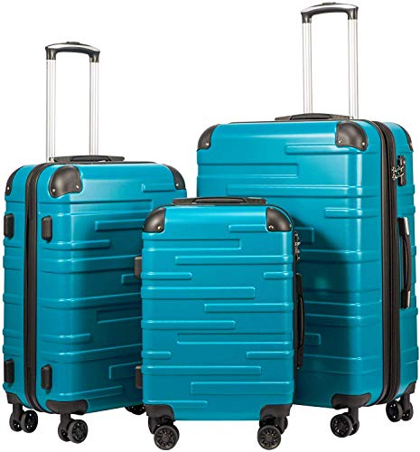 Top 10 Hartschalenkoffer Set 4 teilig – Koffer & Trolleys