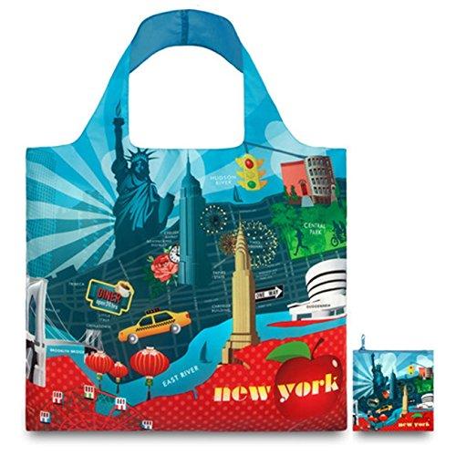 Top 9 LOQI Tasche New York – Einkaufstaschen