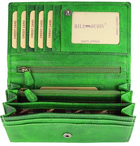 Top 10 Leder grün – Damen-Geldbörsen